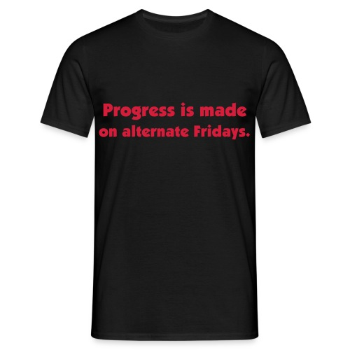 Progress T-shirt - Men's T-Shirt