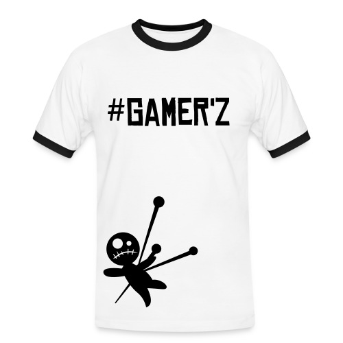 Gamer'z Simple - T-shirt contrasté Homme