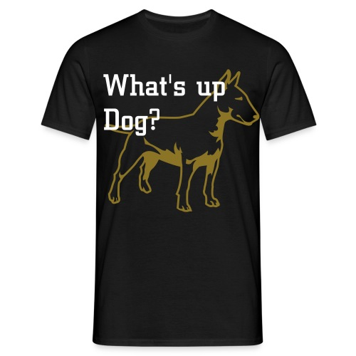 What's Up Dog? - Herre-T-shirt