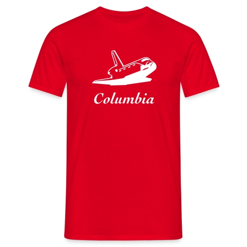 Columbia Memorial Shirt - Männer T-Shirt
