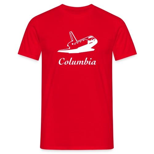 Columbia Memorial Shirt - Männer T-Shirt