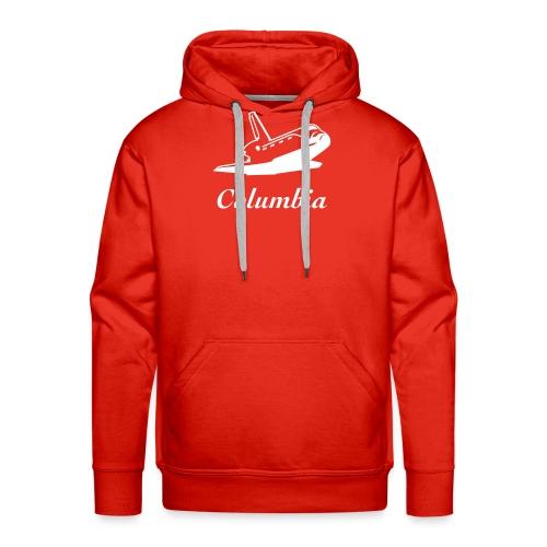 Columbia Memorial Shirt - Männer Premium Hoodie