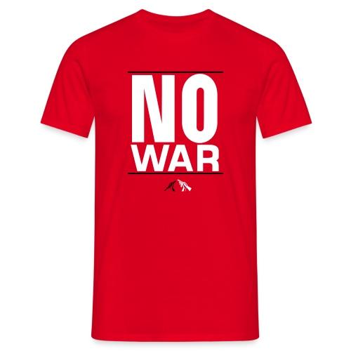 No War! - Männer T-Shirt