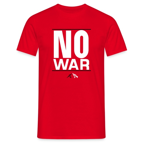 No War - Männer T-Shirt