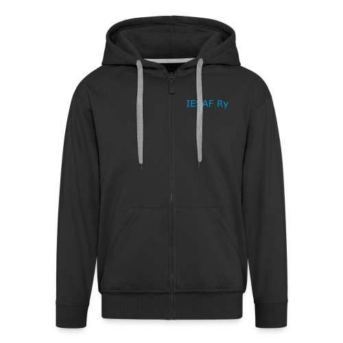 IESAF Hooded sweatshirt - Men's Premium Hooded Jacket