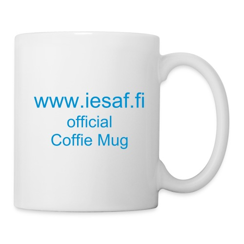 Coffee Mug - left handed - Mug