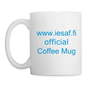 Coffee Mug - right handed - Mug