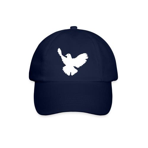Friedenstaube - Baseballkappe