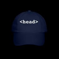 Caps & Mützen ~ Baseballkappe ~ Head