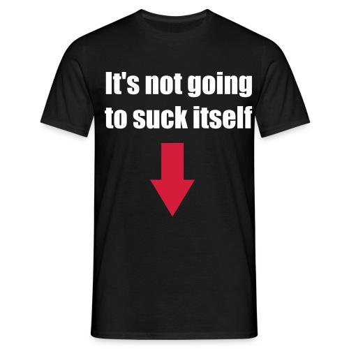 suck it tee - Men's T-Shirt