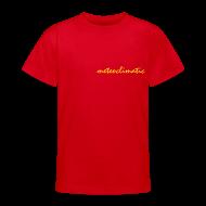 Camisetas ~ Camiseta adolescente ~ Número del producto 5230057