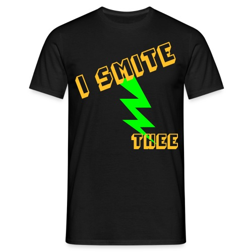 i smite thee - Men's T-Shirt