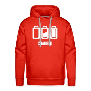 Fully Charged - Men's Premium Hoodie
