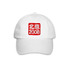 casquette JO 2008 - Casquette classique