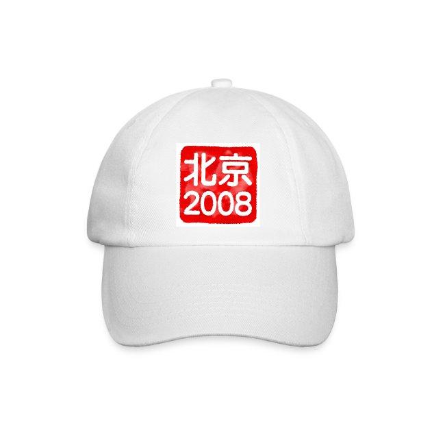 casquette JO 2008