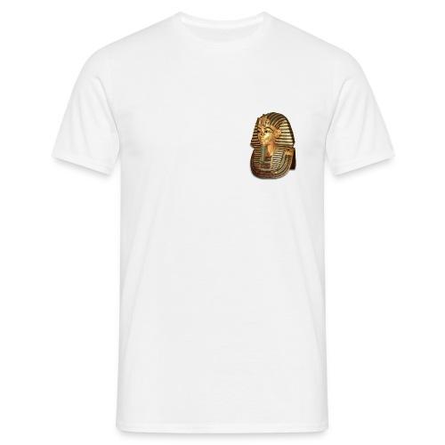 Ägypten Foto Shirt Tutanchamun - Männer T-Shirt