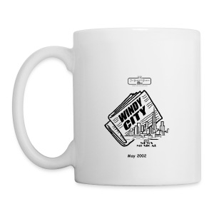 Windy City coffee mug - Mug