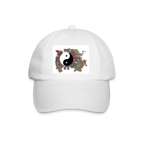 Base Cap mit Drachen - Baseballkappe
