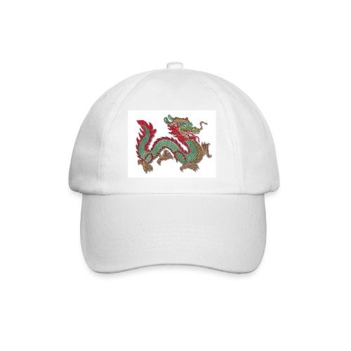 Cap mit Schutzdrache - Baseballkappe