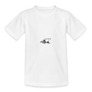 Kinder-T WSS Logo vorne klein - Teenager T-Shirt