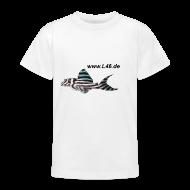 T-Shirts ~ Teenager T-Shirt ~ Kinder-T WSS Logo zweiseitig groß