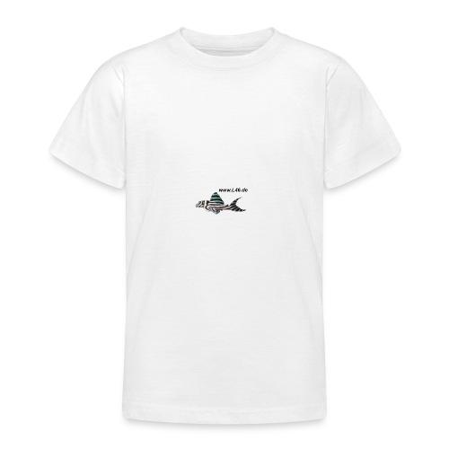 Kinder-T WSS Logo zweiseitig klein+groß - Teenager T-Shirt