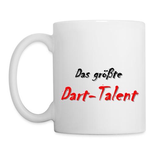 Tasse - Das größte Dart Talent - Tasse