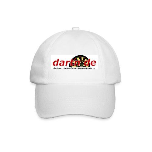 Base Cap - dartn.de Logo - Baseballkappe