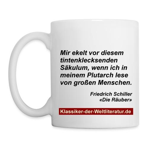 Tasse Schiller - Tasse