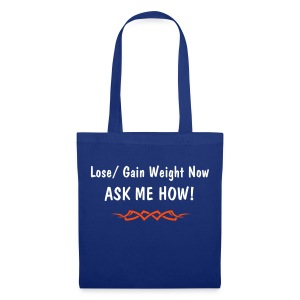 Tote Bag - Small and effective tote back