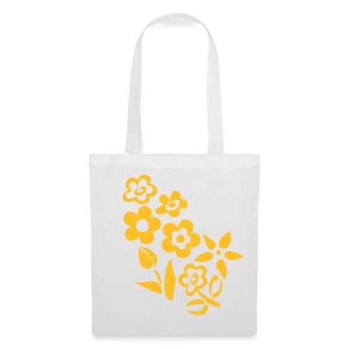 Beach Club Flower Bag - Tote Bag