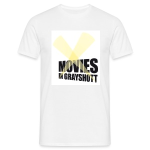 Movies in Grayshott T shirt - Men's T-Shirt