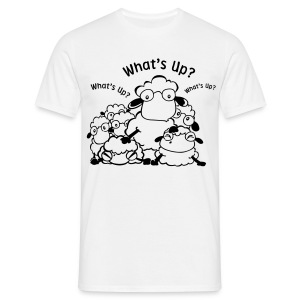 What's Up - Mannen T-shirt
