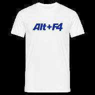 T-Shirts ~ Männer T-Shirt ~ Alt+F4