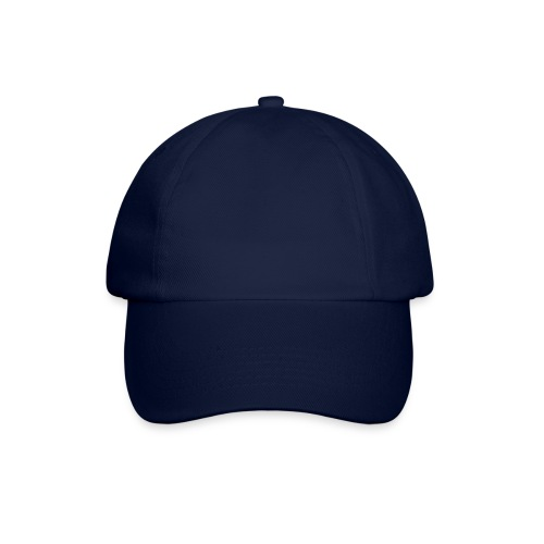 6-Segment-Base Cap DBL Blank - Baseballkappe