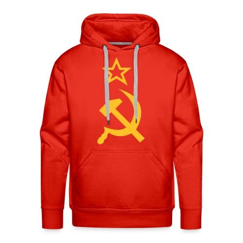 UDSSR  - Männer Premium Hoodie