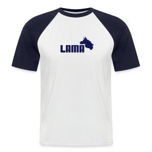 Lama - Men's Baseball T-Shirt