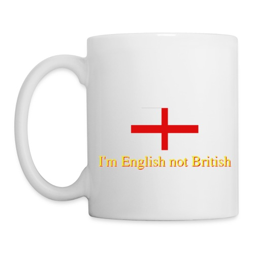 Tea mug with flag - Mug