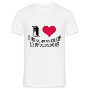 T-Shirt - I love BVL - Männer T-Shirt