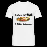 T-Shirts ~ Männer T-Shirt ~ Nudelsuppe