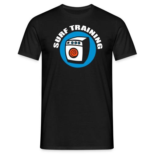 T-Shirt Surf Training - Männer T-Shirt