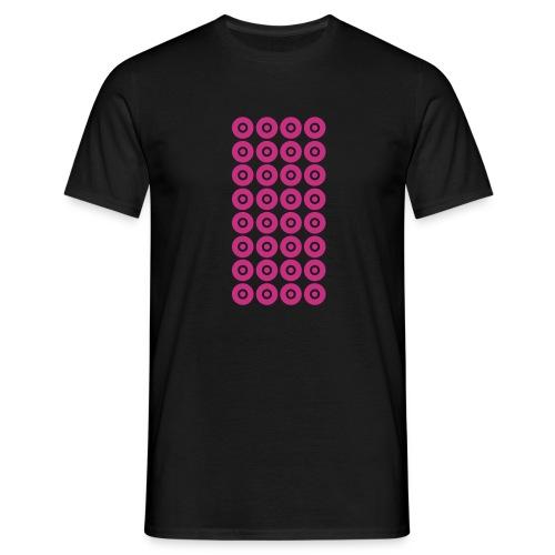 32Nipples - Männer T-Shirt