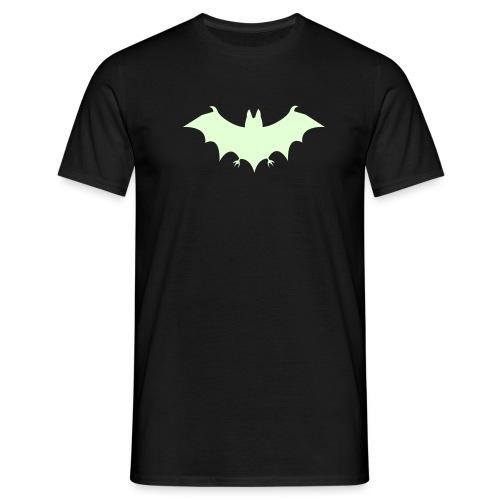 Fledermaus T Shirt - Männer T-Shirt