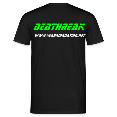Deathreak - Round - Men's T-Shirt