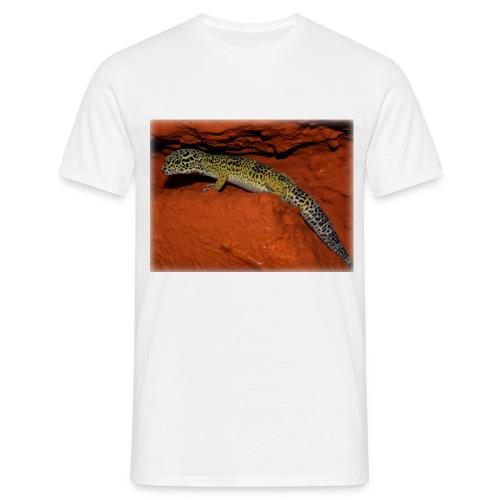 T-Shirt Leo-Bock - Männer T-Shirt