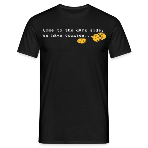 Come to the dark side... T-Shirt - Männer T-Shirt