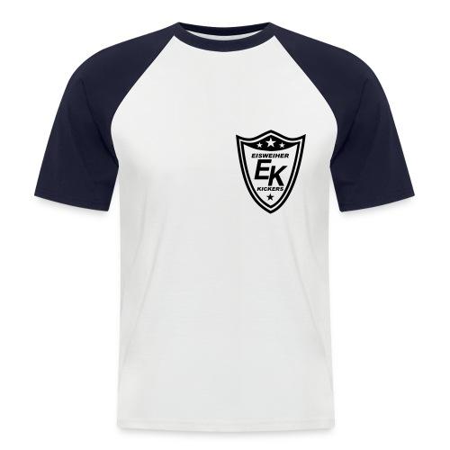 Baseball-T-Shirt LOGO - Männer Baseball-T-Shirt