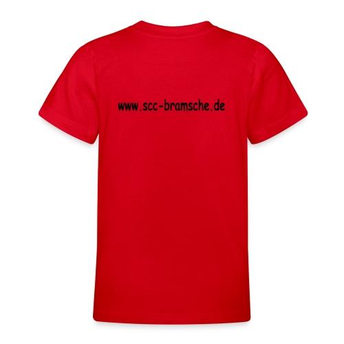 Kinder-T ROT -SCC- - Teenager T-Shirt