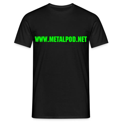 Black N Slime T - Men's T-Shirt