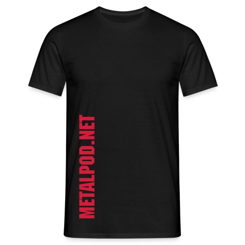Vert Red T - Men's T-Shirt